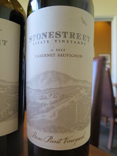 Stonestreet Bear Point Vineyard Cabernet Sauvignon 2012 (91 pts)
