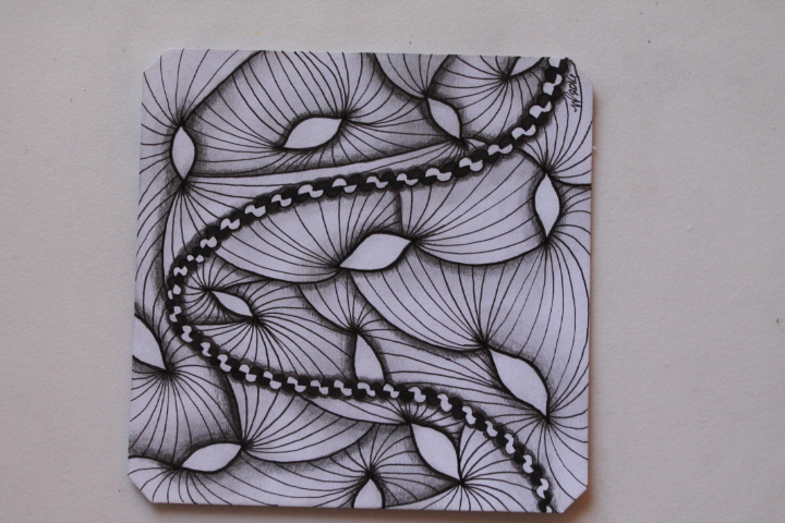 Yuma Zentangle Shaded