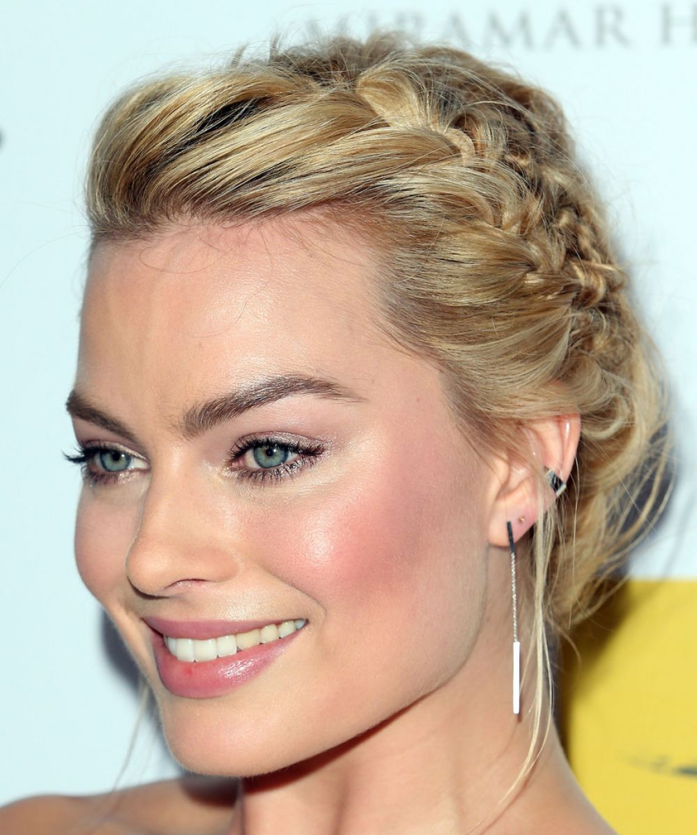 Legend of Tarzan actress Margot Robbie at 3rd Annual Australians in Film (AiF) Awards Benefit Gala