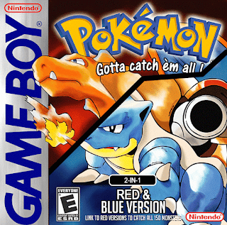 Pokemon Red-Blue 2-in-1 (Unl) Gameboy Color Rom