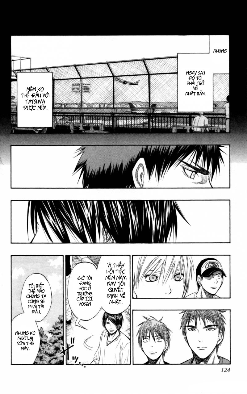Kuroko No Basket chap 076 trang 18