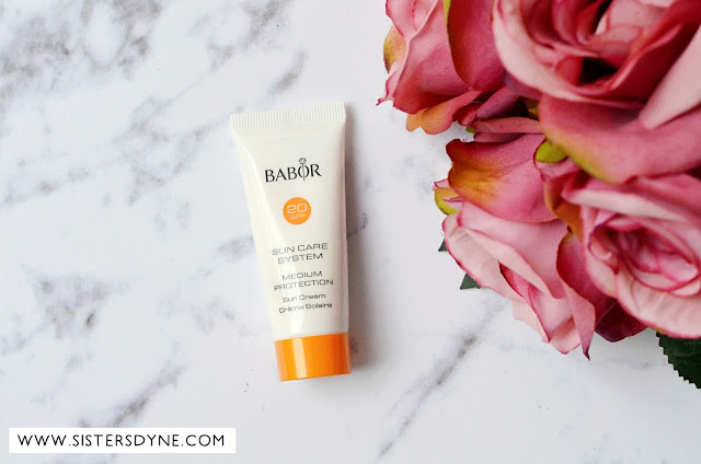 BABOR Sun Screen SPF 20