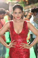 Parul Yadav in Sleeveless Deep Neck Red Gown at IIFA Utsavam Awards March 2017 054.JPG