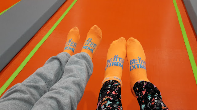 Better Extreme Trampoline Park ~ Swindon Link Centre {Review} // 76sunflowers