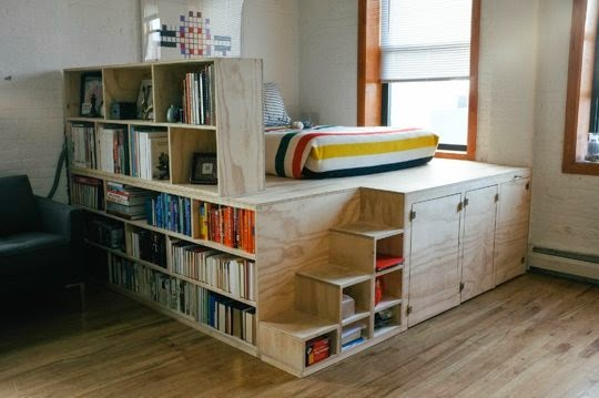 decorate beautify embellish comment am nager un petit espace. Black Bedroom Furniture Sets. Home Design Ideas