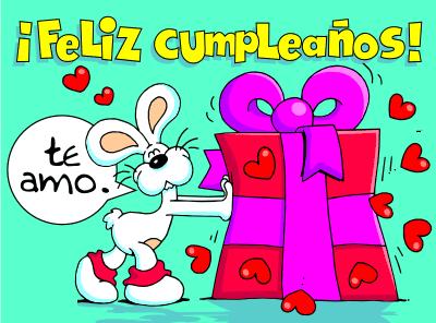Imágenes de cumpleaños con Amor