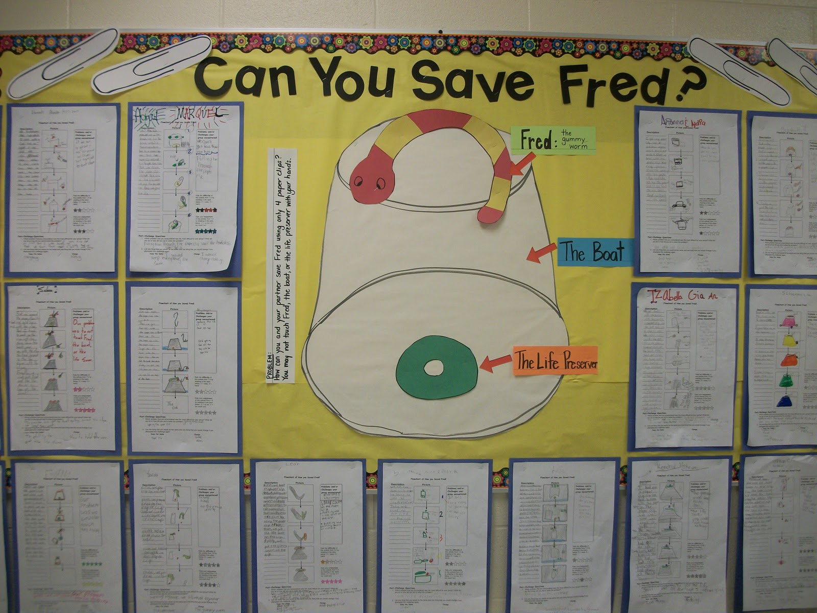 Smart Chick Teacher Can You Save Fred