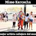 Presentación del Mimo Chileno Karcocha en Barcelona