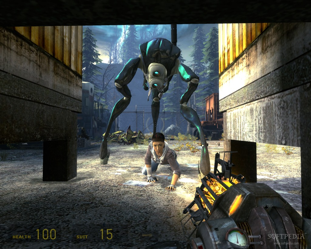 Half life 2 episode 1 download free full version.