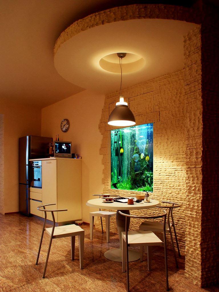 simple dining room interior design