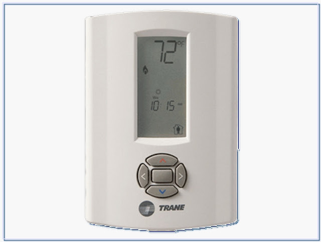 Trane Commercial Thermostat Troubleshooting