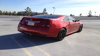 Dream Fantasy Cars-Cadillac CTS-V Coupe 2012