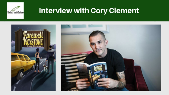 Interview with Cory Clement