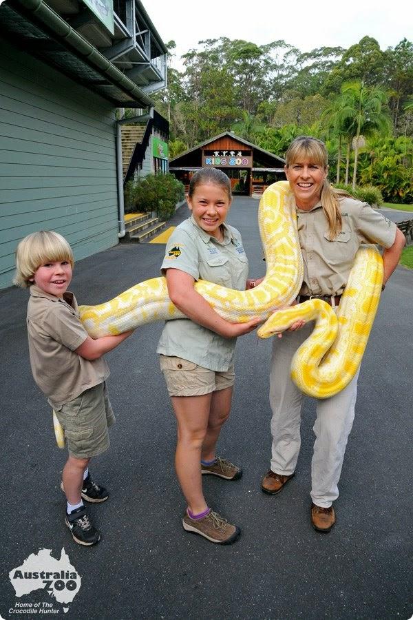 10 of the World's Most Famous Zoos - Australia Zoo, Sunshine Coast, Australia