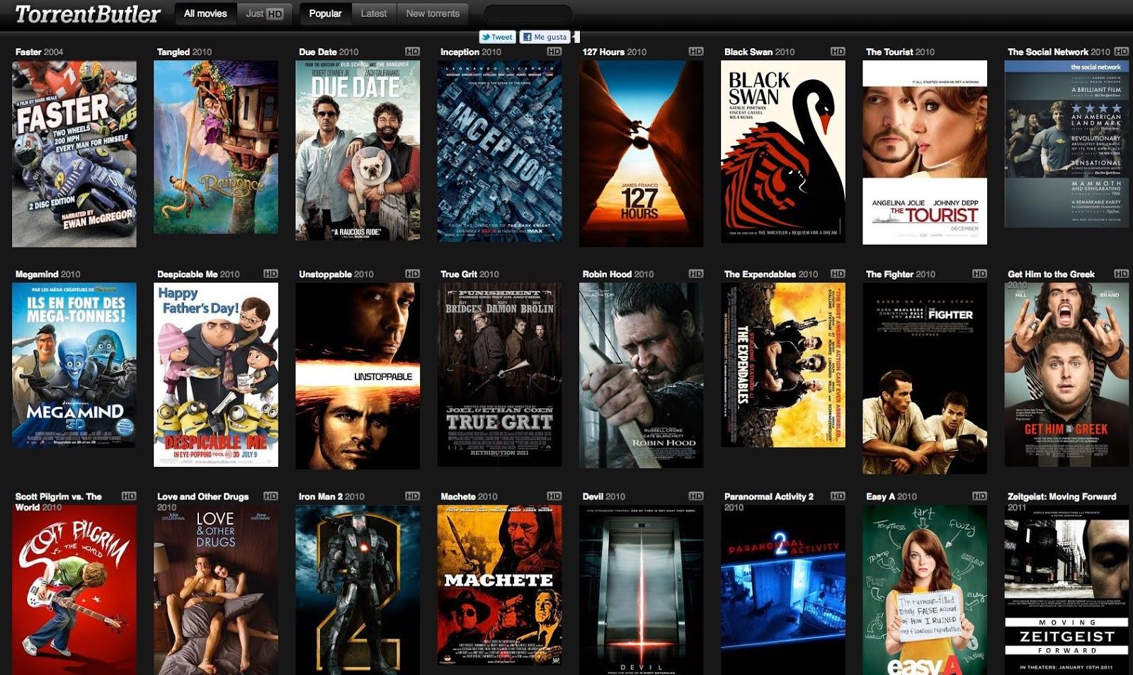افضل مواقع تحميل افلام تورنت مترجمة