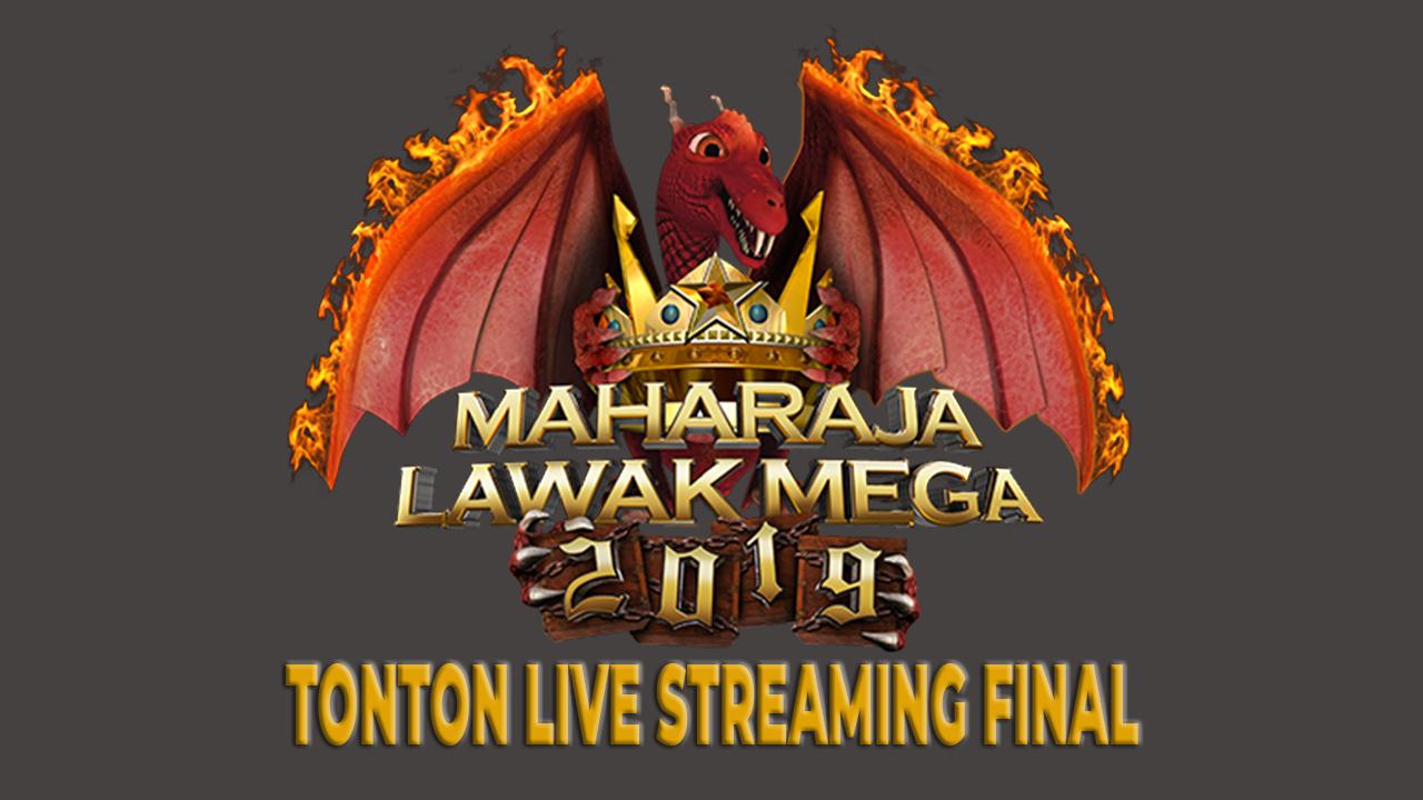 Tonton Maharaja Lawak Mega 2019 Final Live Free Streaming