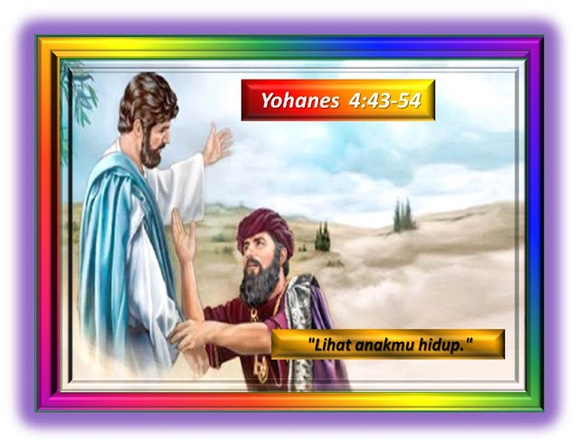 Yohanes 4:43-54