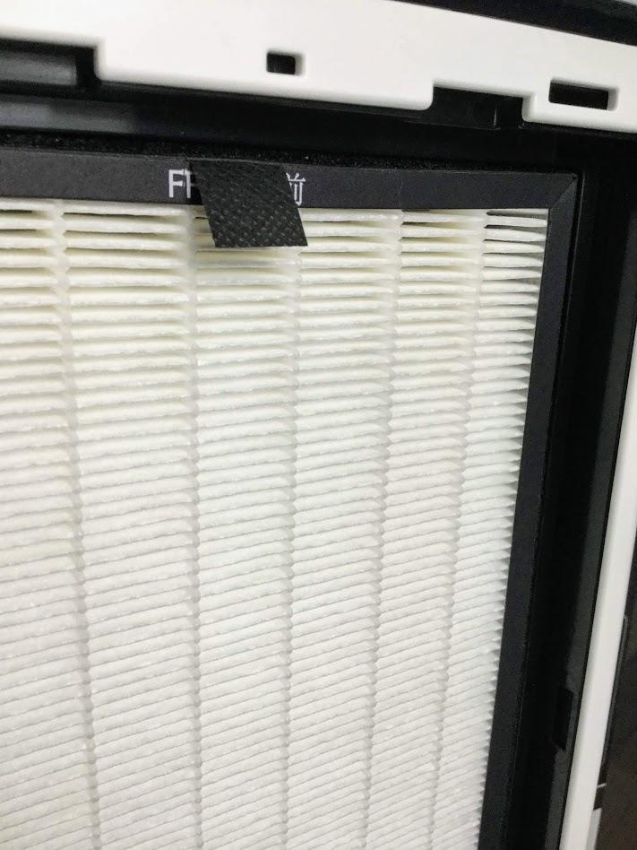 Filtru de înaltă performanță pentru alergeni și particule fine XD6070F0 pentru Rowenta Pure Air PU4020F0