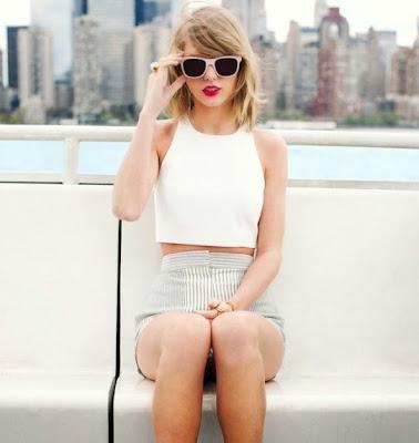 sortie Taylor Swift album 1989