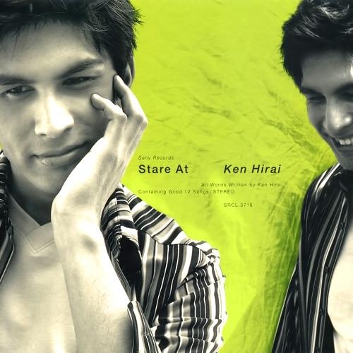 平井堅 (Ken Hirai) - Stare At [FLAC + MP3 320 / CD]
