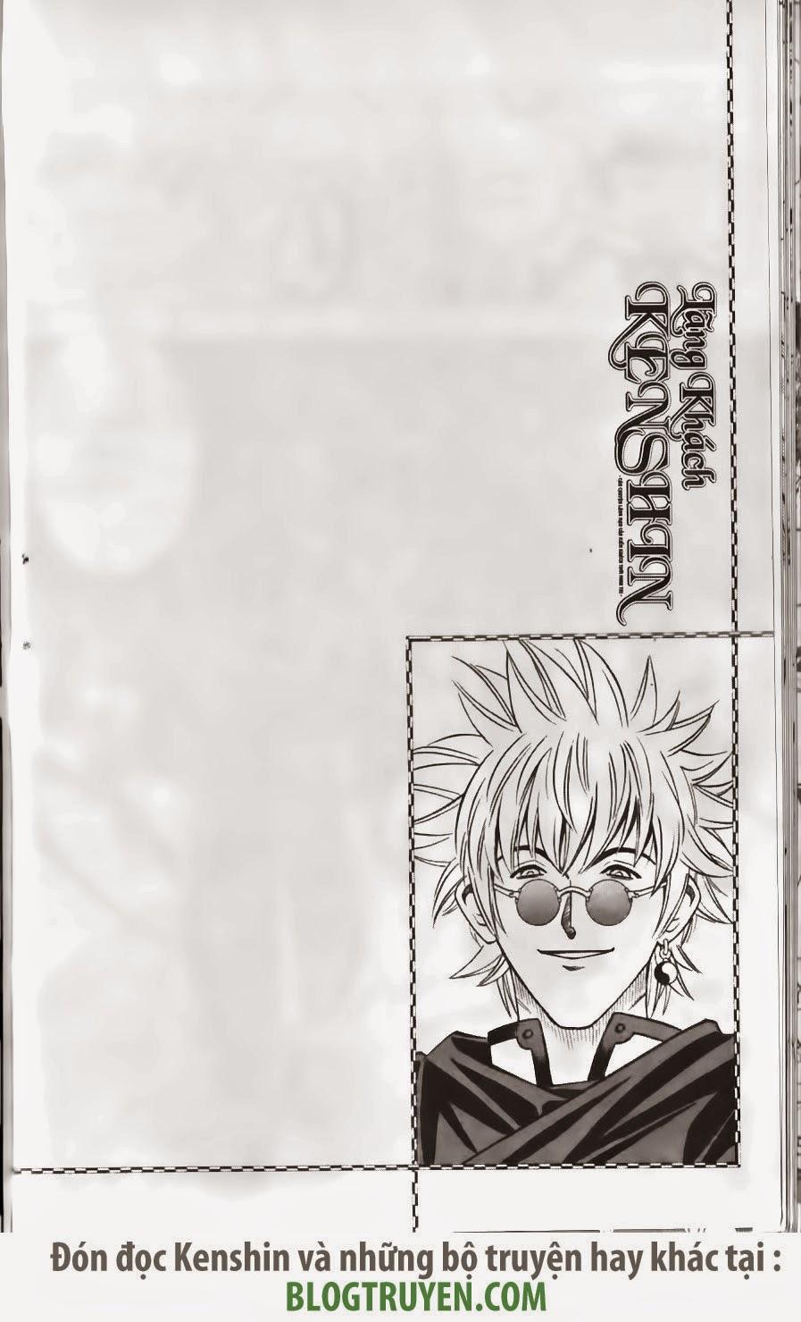 Rurouni Kenshin chap 155 trang 21