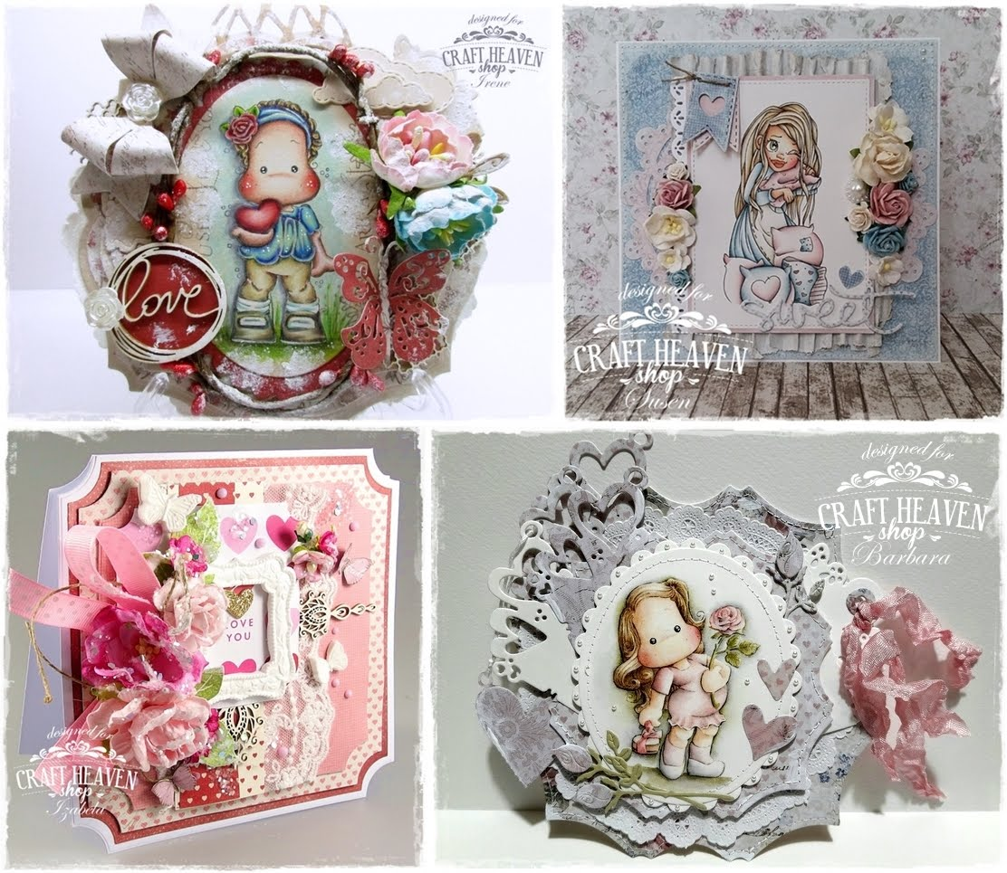 Craft Heaven Shop Monthly Challenge