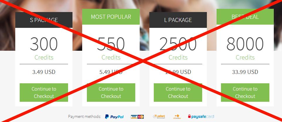 Credits free lovoo 🥇 LOVOO