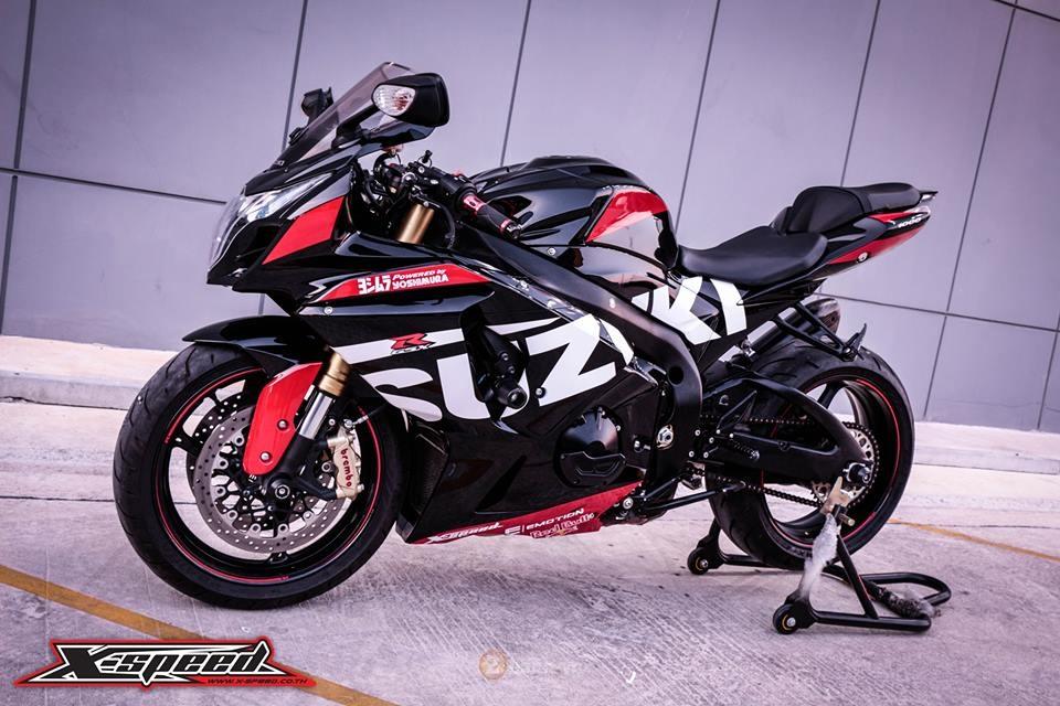 Custom Suzuki GSX-R1000 Yoshimura-MotoGP ! | Real Riders