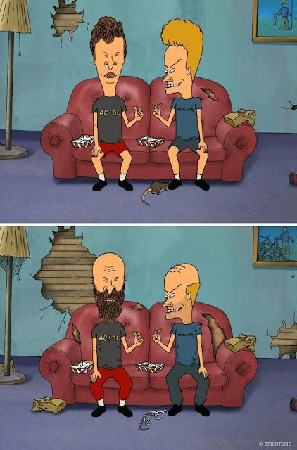 5. Beavis and Butt-head (Beavis and Butt-head)