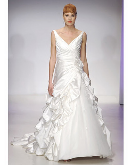 Wedding Dresses 2011 By Alfred Angelo