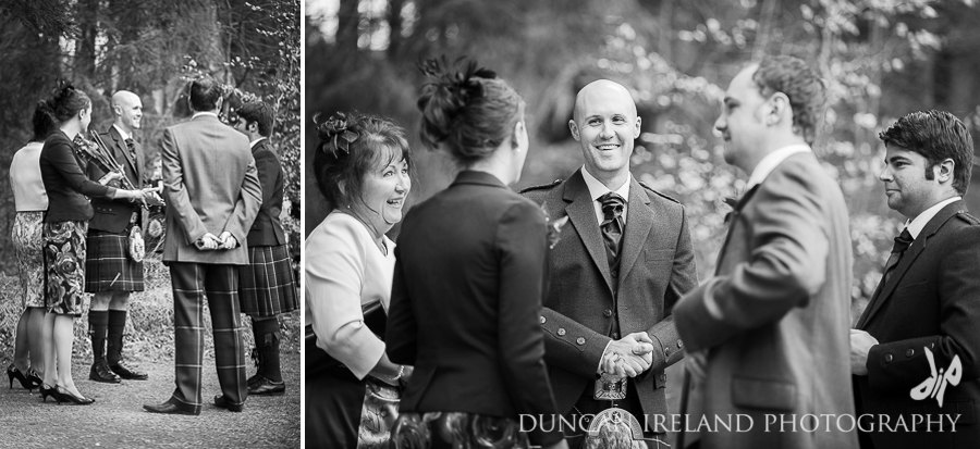 Port-na-Craig and Loch Dunmore Wedding