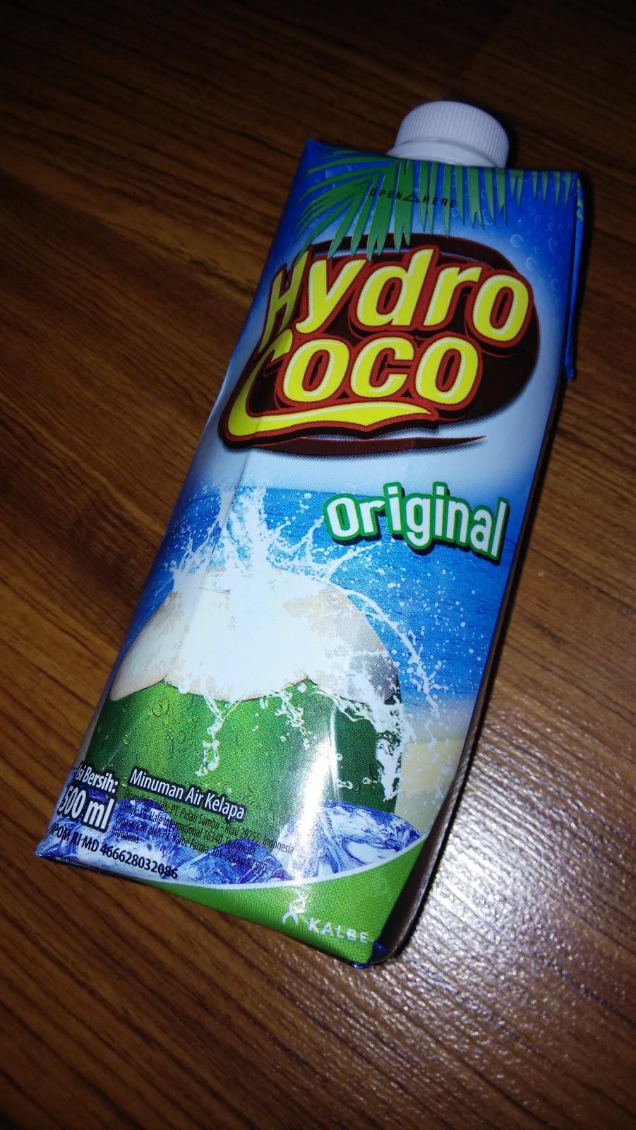 Air Kelapa Kemasan : kelapa, kemasan, Review, Aneh:, Hydro, Original