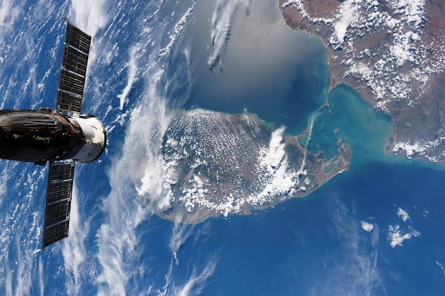 space photo of the day,Sri Lanka from Space,Sri Lanka View from Space,Sri Lanka picture from ISS,ISS,Sri Lanka