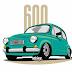 Desain Vektor Gambar Mobil Kuno dan Mobil Jadul Keren Banget