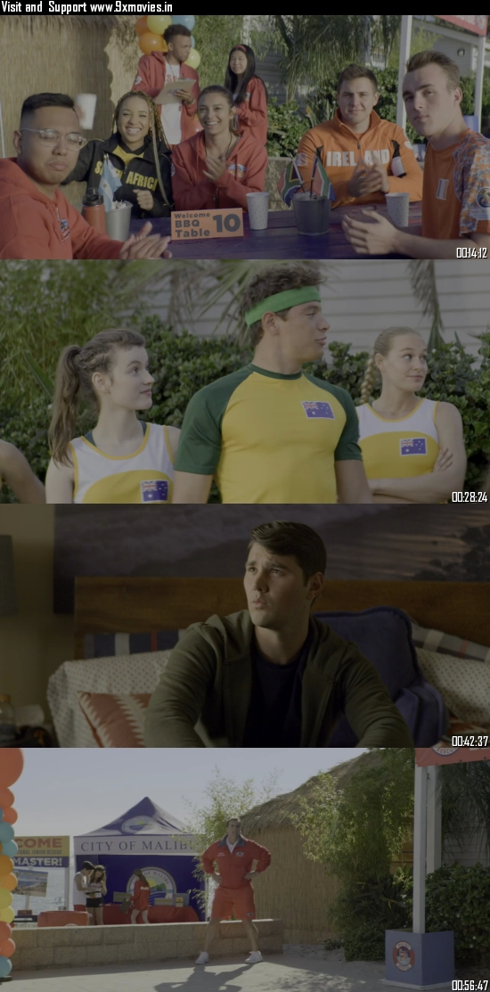 Malibu Rescue The Next Wave 2020 Dual Audio Hindi 720p WEB-DL 650MB