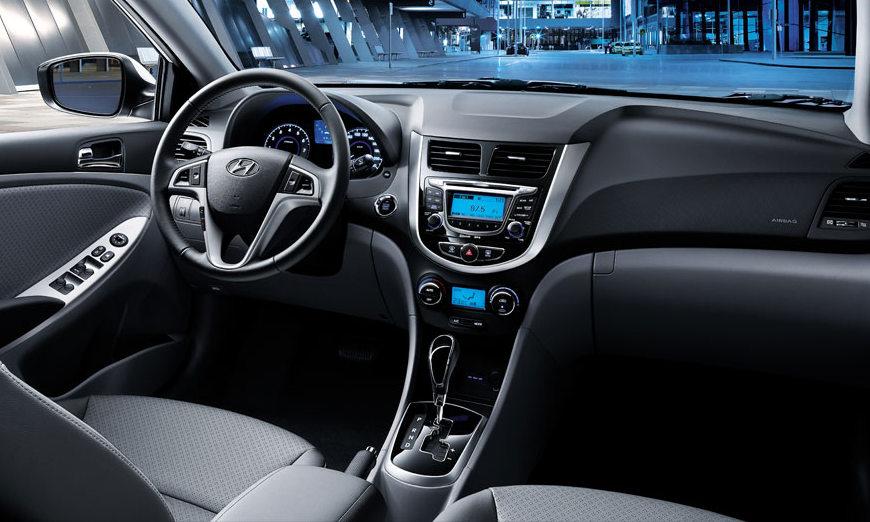 Lanzamiento: Hyundai Accent 2014 : Autoblog Uruguay | Autoblog.com.uy