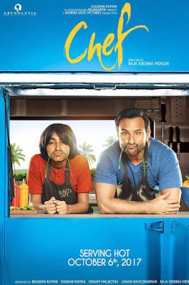 Chef New Poster Image