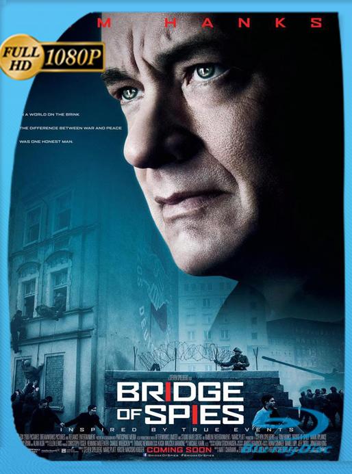 El puente de los espías (2015) BRRIP 1080p Latino Luiyi21HD