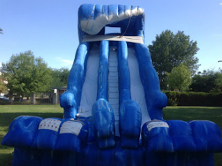 AZ huge water slide rentals