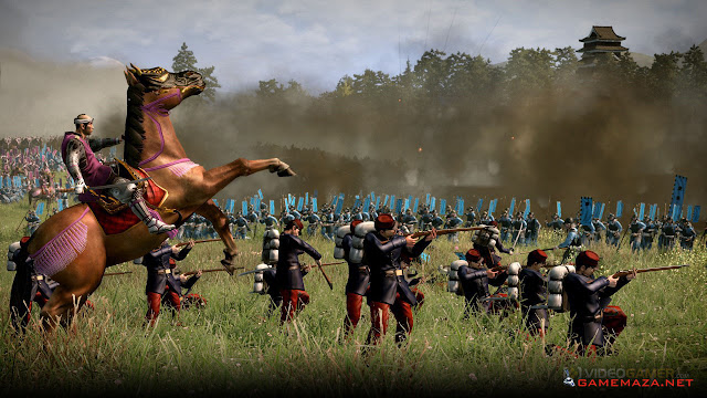 Total War Shogun 2 Fall of the Samurai Gameplay Screenshot 1