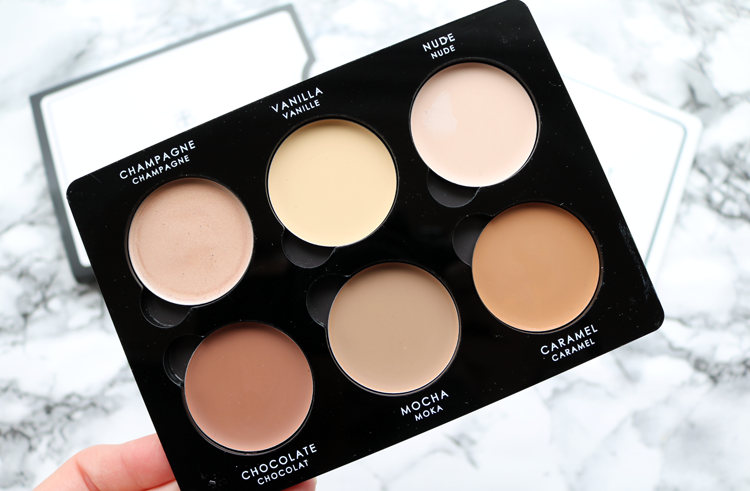 Beautiful Brows Contour Kit - Review & Swatches