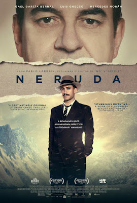 Neruda Movie Poster 3