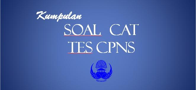 100 Contoh Soal Latihan Cat Cpns Dan Pembahasan Pdf Pns Merah Putih