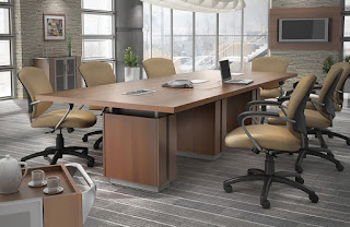 Zira Boardroom by Global Total Office