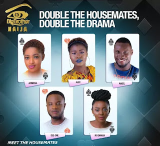 Big Brother Naija 2018 Housemates - BBNaija