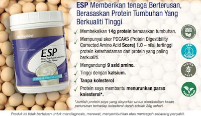 protein shaklee