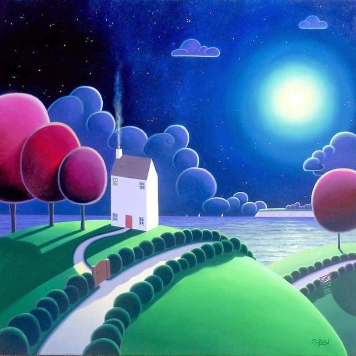 Современный реализм. Paul Corfield