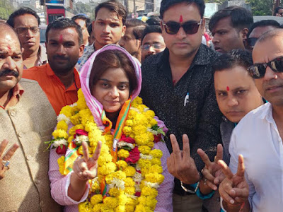 भाजपा की ओर से एमपी में इकलौती मुस्लिम उम्मीदवार जाने कौन है?