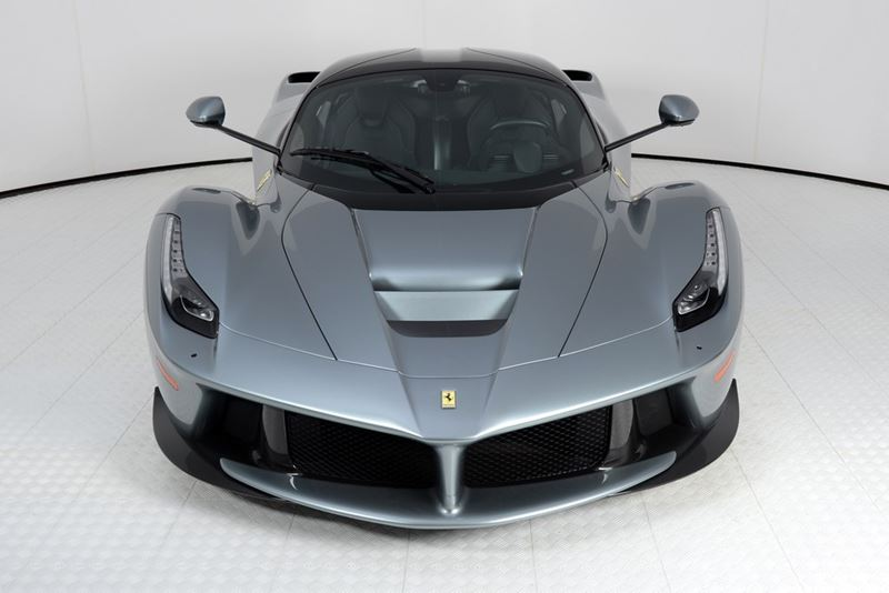 Is This Silver Laferrari Worth 4 Million