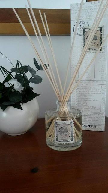 avis jasmin geodesis parfum, blog bougie, blog parfum, blog beauté